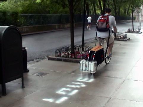Bikes Against Bush