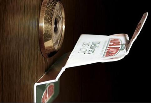 Papa Johns pizzas