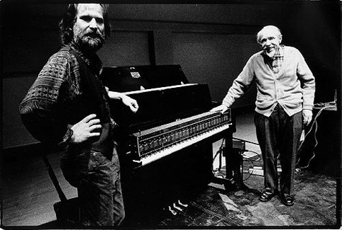 Gerhard Trimpin & Conlon Nancarrow
