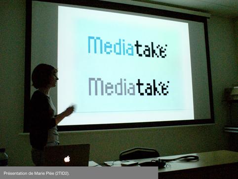 Identité visuelle de la Médiathèque