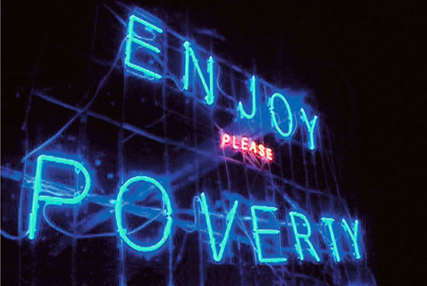 Renzo Martens : Enjoy Poverty
