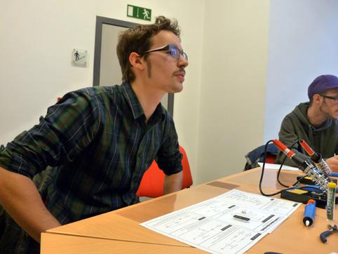 Workshop Lumenoise à Namur