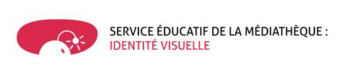 Identité visuelle du Service Éducatif de la Médiathèque