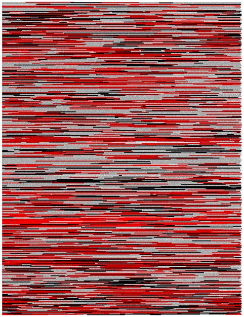 Sarah Magnan : Le Rouge Et Le Noir