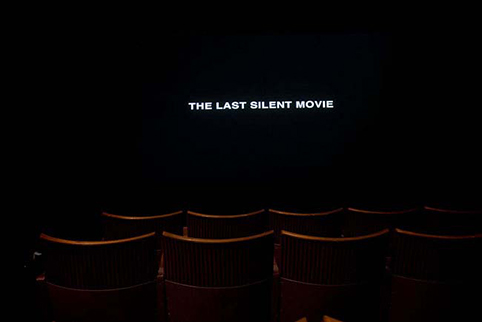 Susan Hiller : The Last Silent Movie (2007-2008)