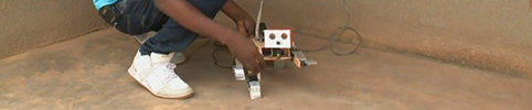 Un robot made in Togo