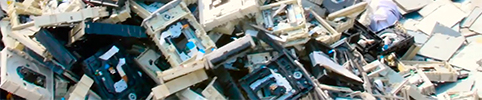 Chine: rationalisation des déchets électroniques