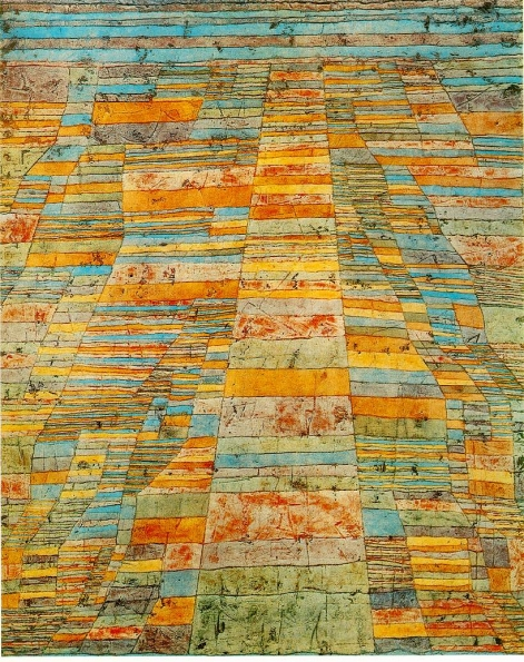 Paul_Klee___Highway_and_Byways__1929_13041