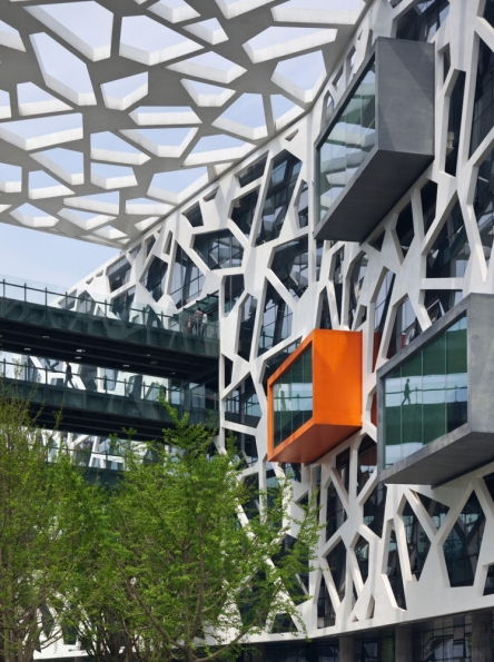 Hassell architects : Alibaba Headquarters, Hangzhou (2009)