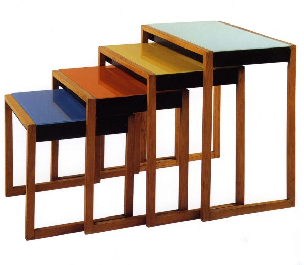 1927_Josef_Albers_Set_of_stacking_tables_ca._1927
