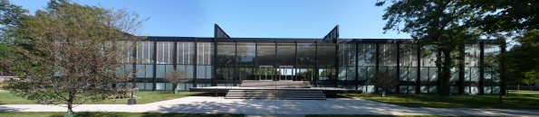 1956_Ludwig_Mies_Van_der_Rohe_Crown_Hall_Illinois Institute of Technology_1956_12