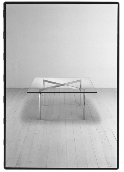 1965_Ludwig_Mies_van_der_Rohe_Barcelona_Coffee_Table_ca.1965