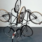 1994_Gabriel_Orozco_Four_Bicycles_There_Is_Always_One_Direction_1994