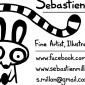 Sebastien_Millon_Lemur_business_card