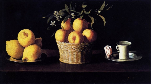 1633_Francisco_Zurbaran_Still_Life_With_Lemons_Oranges_and_a_Rose_1633