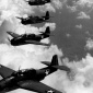 1942_TBF_Avengers_flying_in_formation_over_Norfolk,_Va._1942