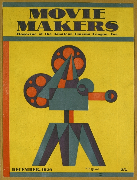 1929_Fortunato_Depero_Movie Makers_1929