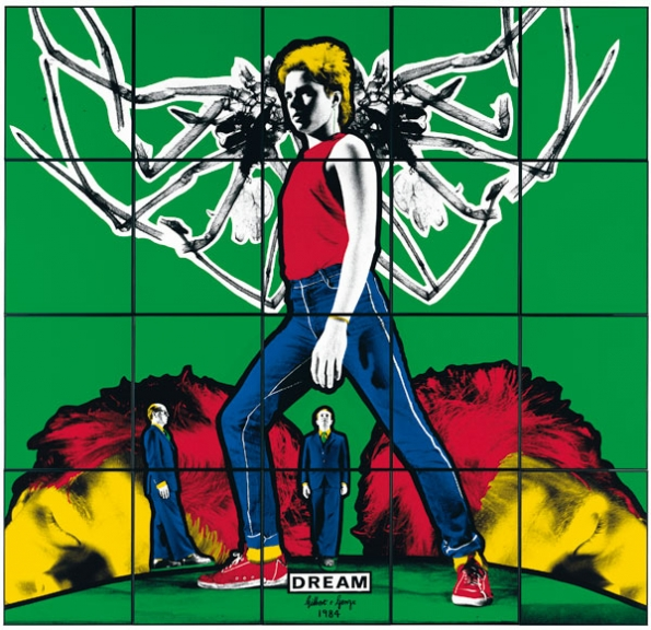 1984_Gilbert_and_George_Dream_1984