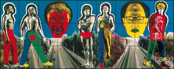 1991_Gilbert_and_George_Roads_1991