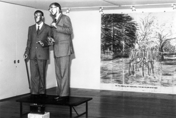 1992_Gilbert_and_George_The_Singing_Sculpture_1992