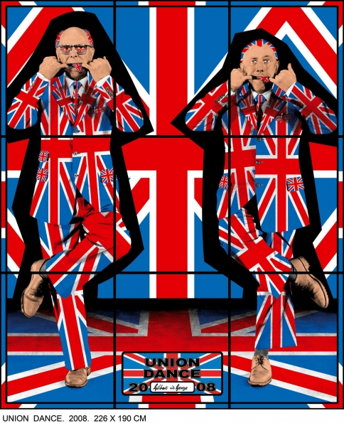 2008_Gilbert_and_George_Union_dance_2008