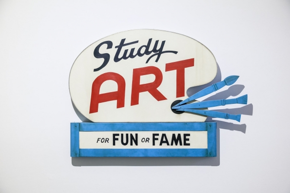 John_Waters_Study_Art_Sign_For_Fun_or_Fame_2007