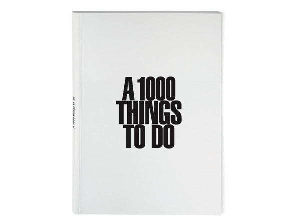 1996_Claude_Closky_A_1000_things_to_do_1996
