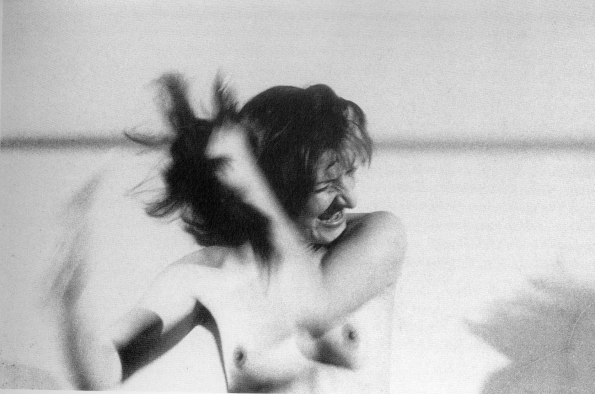 1975_Marina_Abramovic_Art_Must_Be_Beautiful_Artis_Must_Be_Beautiful_1975_film_still