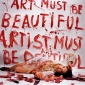 1976_Marina_Abramovic_Art must_be_Beautiful_Artist_must_be_Beautiful_1976_02