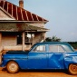 1978_William_Christenberry_House_and_Car_near_Akron_Alabama_1978