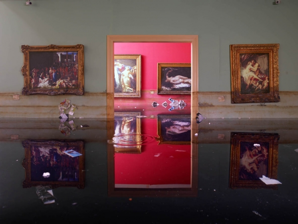 2007_David_LaChapelle_Museum_from_the_serie_Deluge_2007