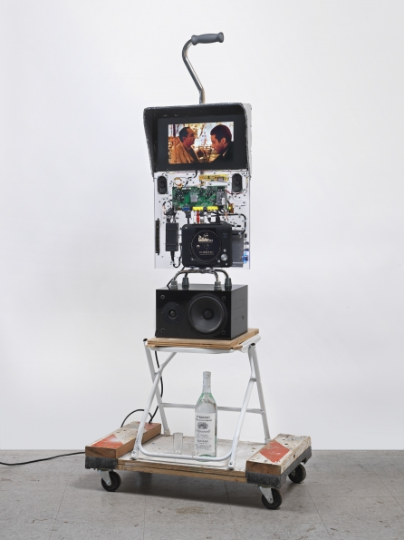2013_Tom_Sachs_Godfather_Viewing_Station_2013
