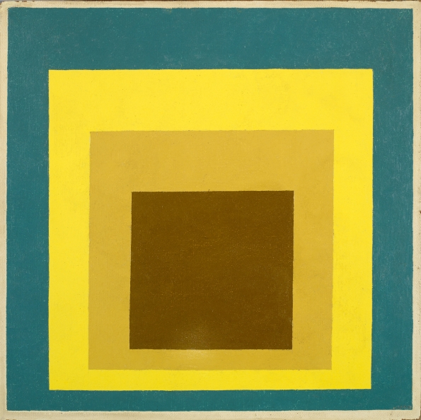 Josef_Albers_Study_for_homage_to_the_square_1970
