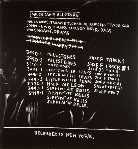 1983_Jean-Michel_Basquiat_Discography_Two_1983
