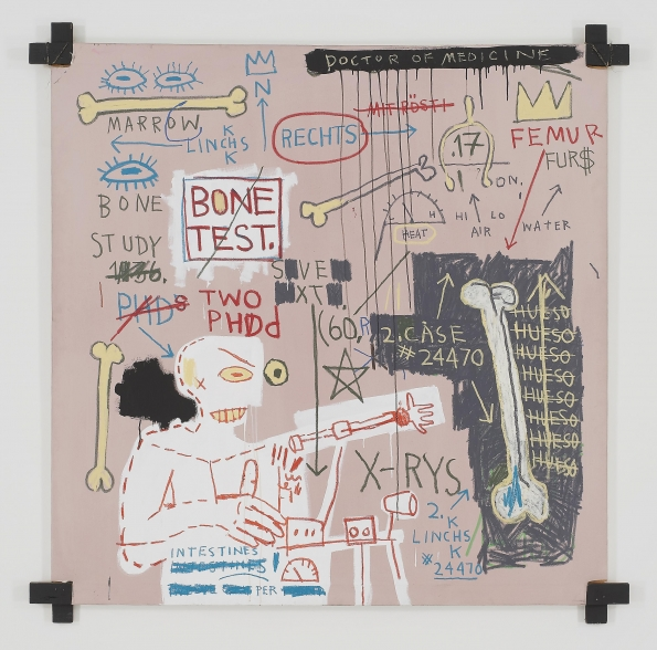 1982_Jean-Michel_Basquiat_Carbon_Dating_System_Versus_Scratchproof_Tape_1982